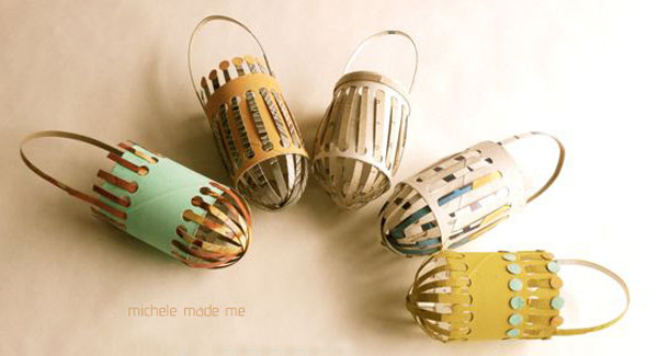 すべての折り紙 トイレットペーパー 折り紙 : 参考: michele made me: Tutorial: Mini ...