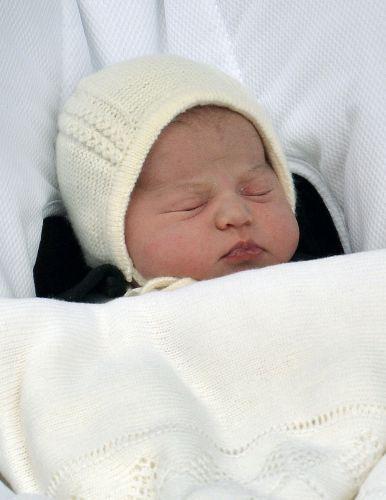 イギリス新プリンセス