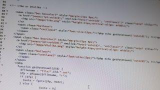 WordPress投稿でHTMLのコメントアウトを非表示にする方法