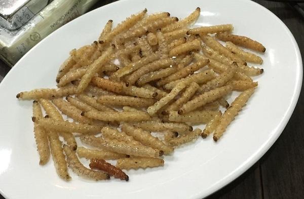 ノング インレイの竹虫