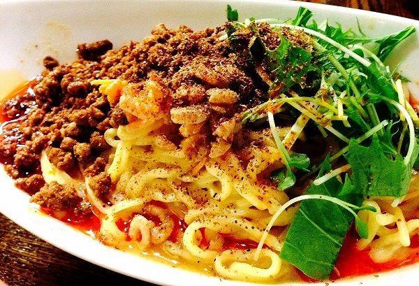 四川担担麺 阿吽 湯島/シセンタンタンメン アウン ユシマのオシャレな担々麺