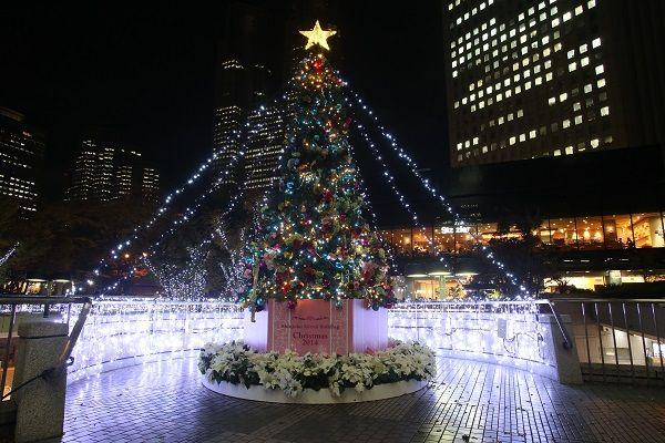 西新宿街ぐるみプロジェクト illumination museum