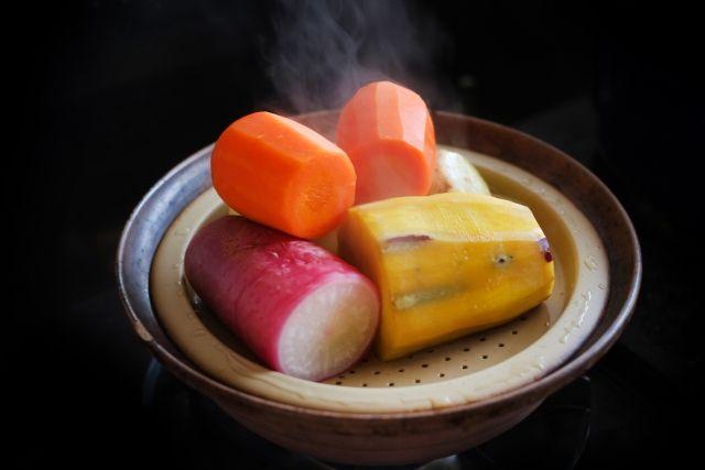 ほくほくの温野菜