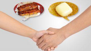 今話題のグルメうなぎバター!その斬新な握り寿司がヤバいくらい美味いという件
