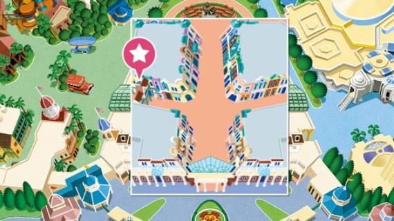 グレートアメリカン・ワッフルカンパニーの地図